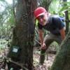 Dutch herpetologist at REGUA