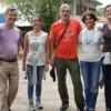 Cologne University Professor Udo Nehren visits REGUA