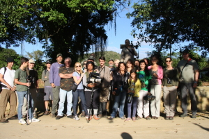 REGUA's first INEA Birdwatching Event